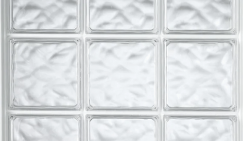 hy-lite glass block design